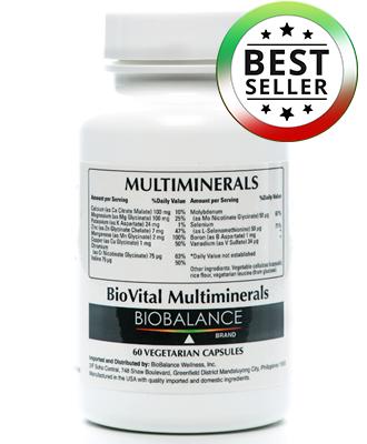 BioVital-Multiminerals