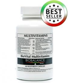 BioVital Multivitamins 90 caps