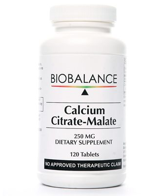 Calcium Citrate-Malate