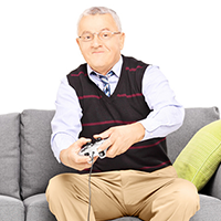 Playing Video Games is Good For Senior Citizens, Study Finds
