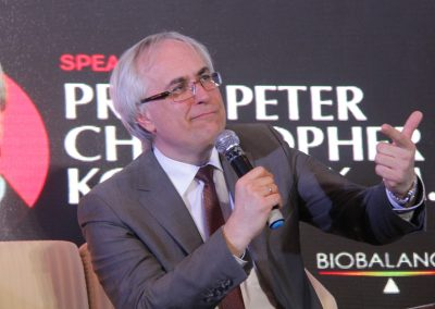 Microbiota expert Dr. Peter Konturek