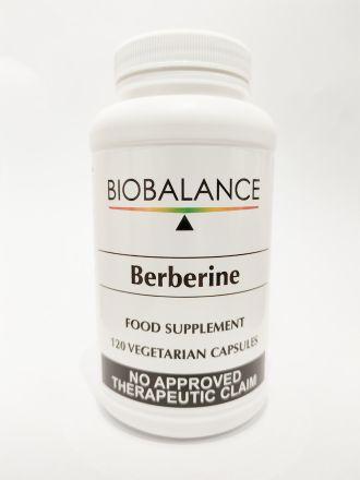 Berberine 250mg 120 capsules