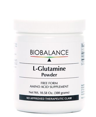 L-Glutamine Powder Image