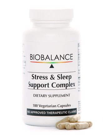 Stress and Sleep Support Image