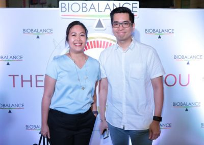 L-R: Dr. Denise Lavilles and Dr. Christian Flores, both from The Medical City Center for Wellness and Aesthetics