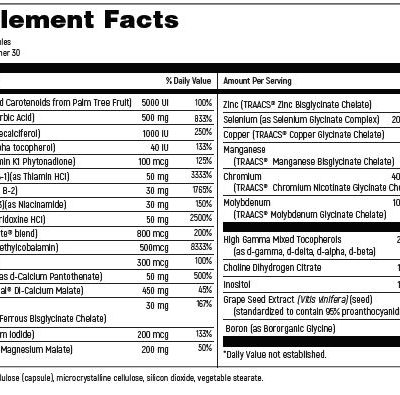 DFH_SKU_PRE180_Supplement_facts