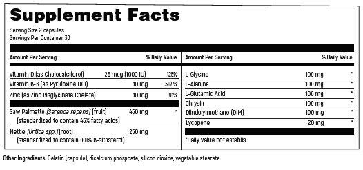 DFH_SKU_PRS060_Supplement_facts