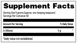 DFH_SKU_RIB150_Supplement_facts