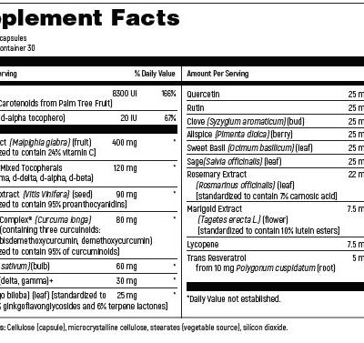 DFH_SKU_UAFS90_Supplement_facts