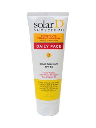 SolarD-DailyFace