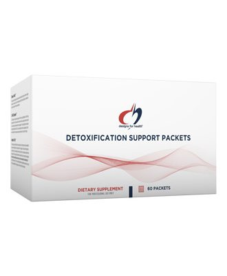 Detoxification Support Packets 60 packets product box