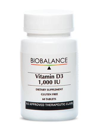 Vitamin-D3 1000 IU