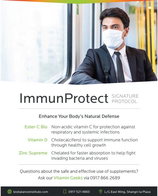 BioBalance ImmunProtect Protocol product gallery image