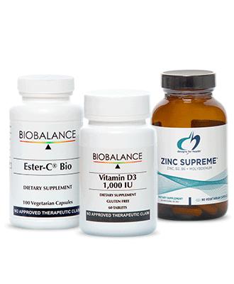 BioBalance ImmunProtect Protocol product set image