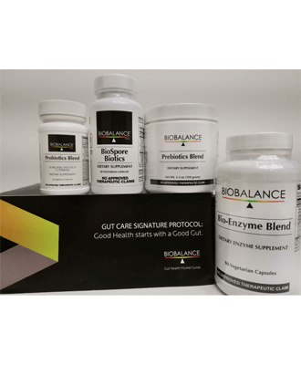 BioBalance Signature Gut Care Protocol product shot
