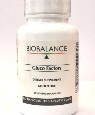 Gluco Factors 60 capsules product image
