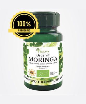 Sekaya Organic Moringa oleifera