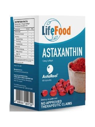 lifefood astaxanthin