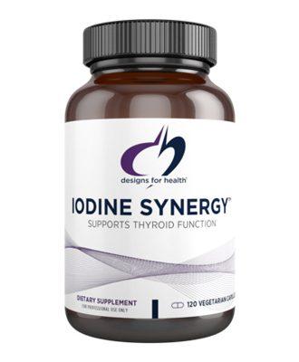 SKU O131 Iodine Synergy